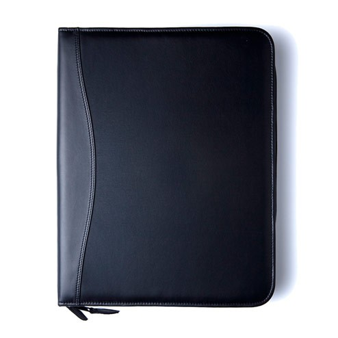 Black Lambskin Cover