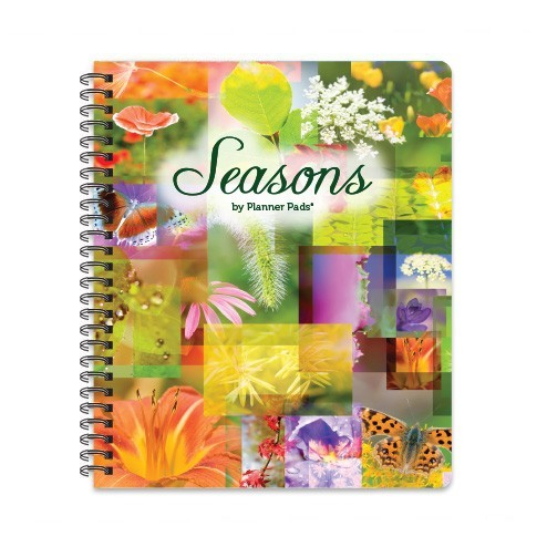 Seasons Personal Spiral Bound Jan'16-Dec'16