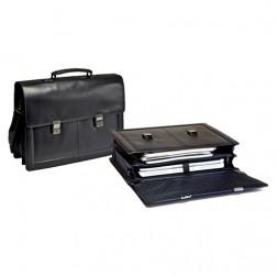 Black Brief Bag 600