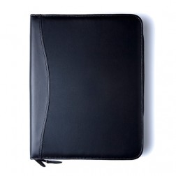 Lambskin Spiral Bound Cover - Executive Size