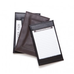 One Piece Cowhide Jotter