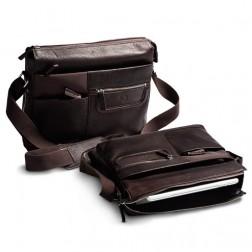 Mid Size Shoulder Brief Bag