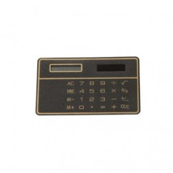 Pocket Solar Calculator