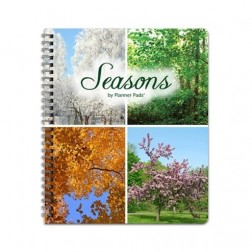 April 2017-March 2018 Personal Spiral Bound Seasons