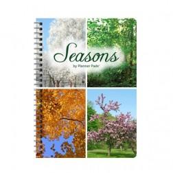 January-December 2017 Seasons Compact Planner