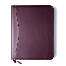 Lambskin Spiral Bound Cover - Personal Size