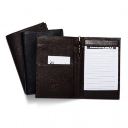Folding Cowhide Jotter
