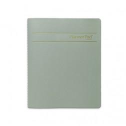 Spiral Bound Organizer - Green Ink Style - Personal Size
