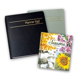 Spiral Bound Organizer Intro Offers